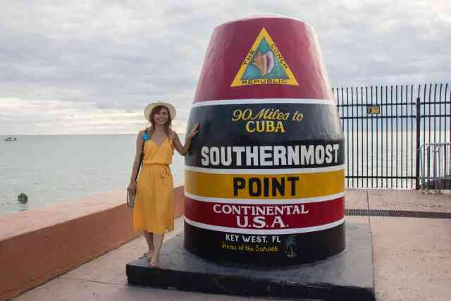 Southernmost Point Buoy