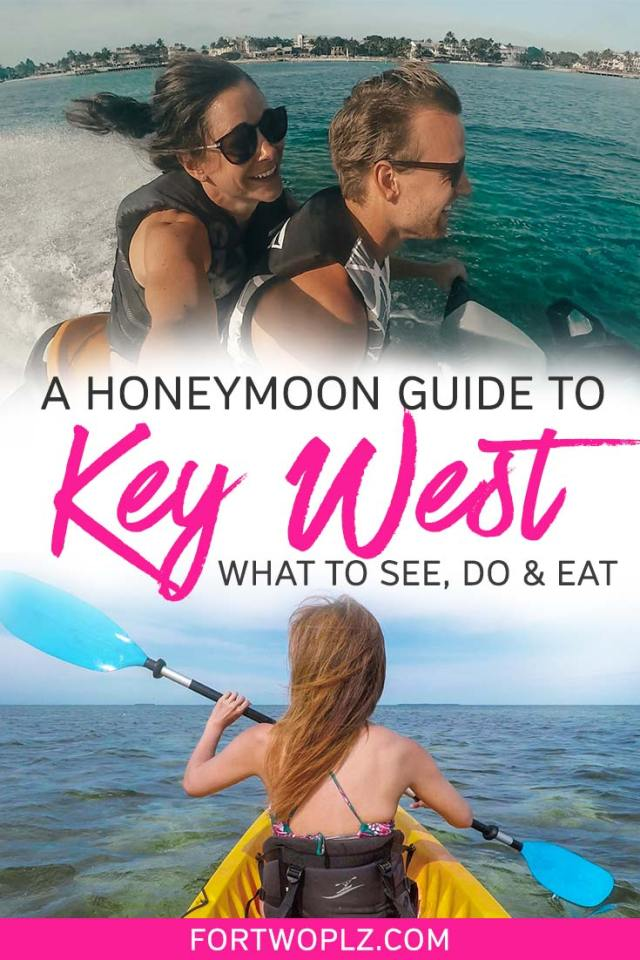 Honeymoon Guide to Key West