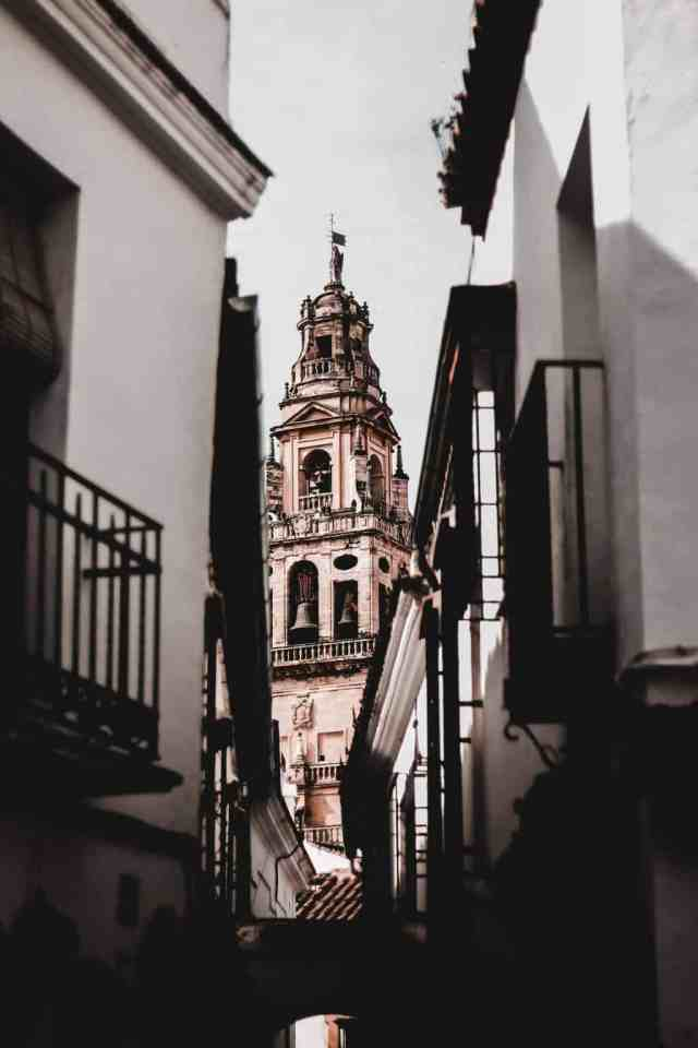 Cordoba top destinations in Spain