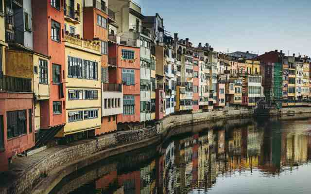 Girona Famous Places in Spain