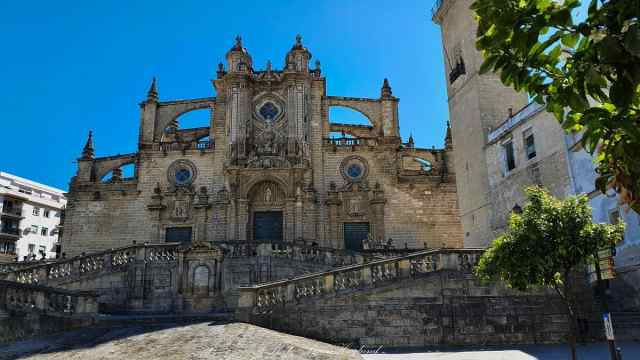 Jerez Cathedral must see cities in spain