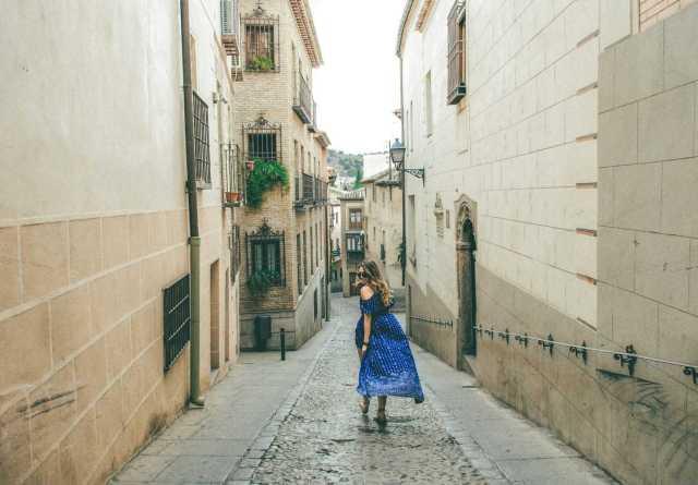 Toledo Spain UNESCO world heritage site