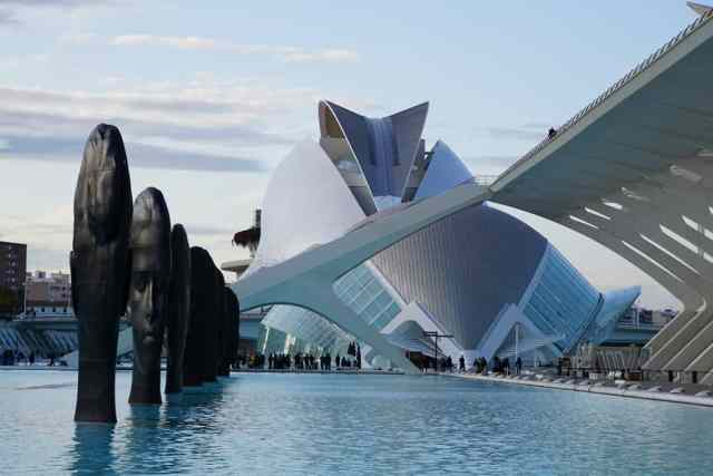 Valencia Spain coastal cities
