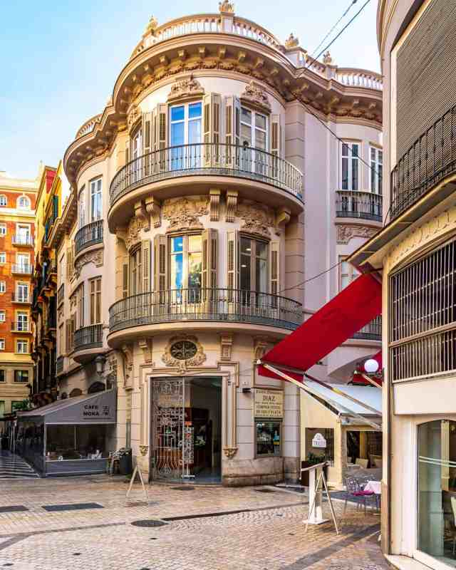 malaga Souther Spain cities