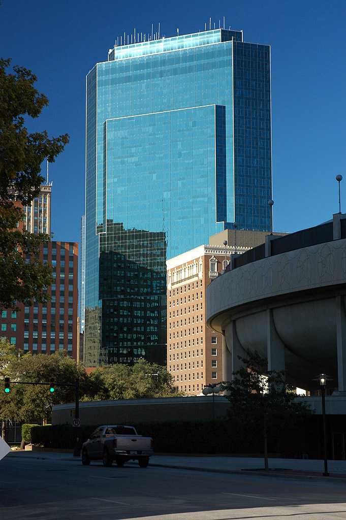 777 Main  Architecture in Fort Worth