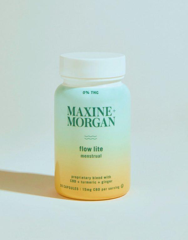 maxine morgan flow lite cbd womans female products fort worth cbd store buy cbd oil online cannabinoid oil