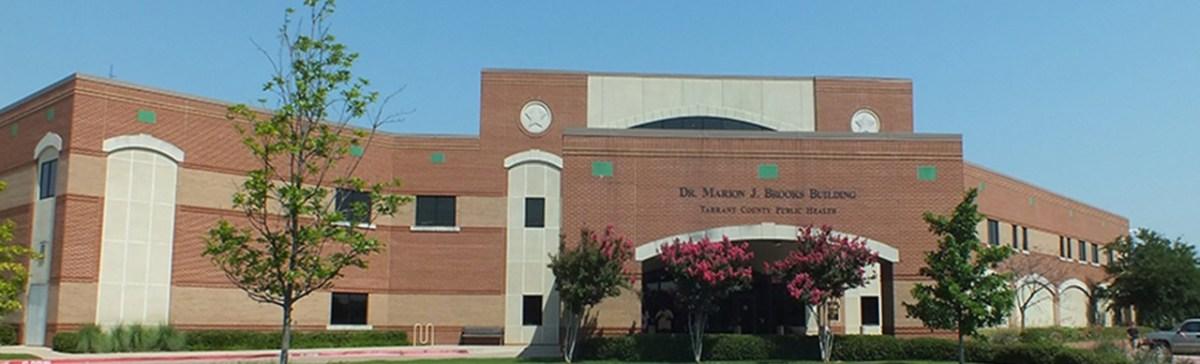 Tarrant County Public Health building
