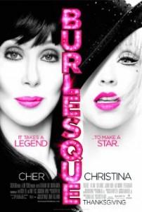 'Burlesque' movie poster