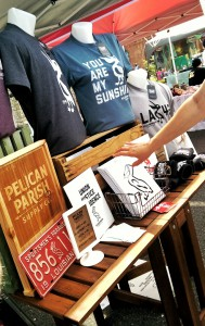 A photo of Pelican Parish products