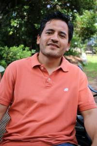 A photo of Gabriel Balderas