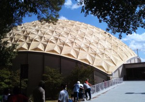 A photo of Centenary Gold Dome