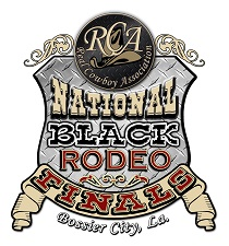The National Black Rodeo Finals logo.