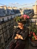 """""""Chez nous"""" à Paris"""