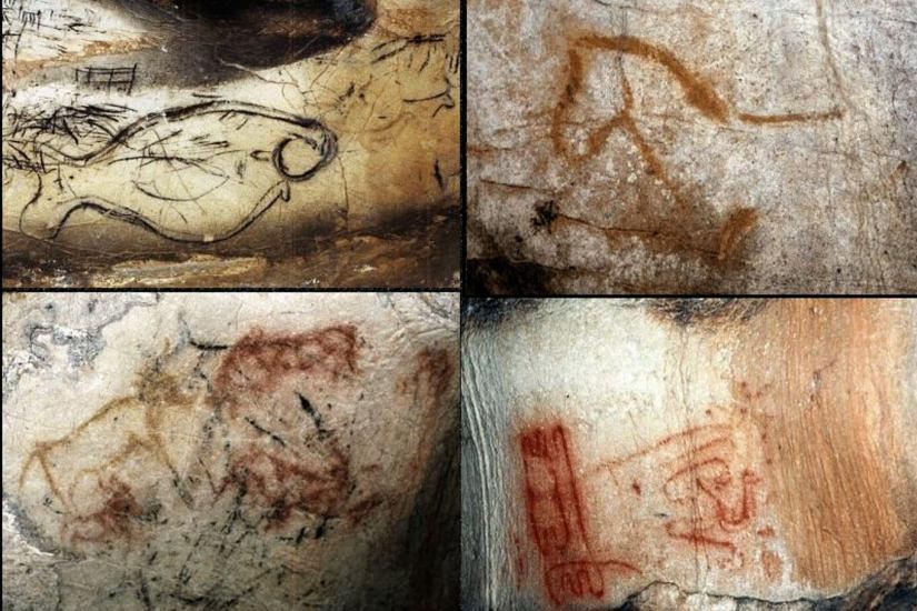 prehistoric-cave-paintings-in-cueva-de-la-pileta