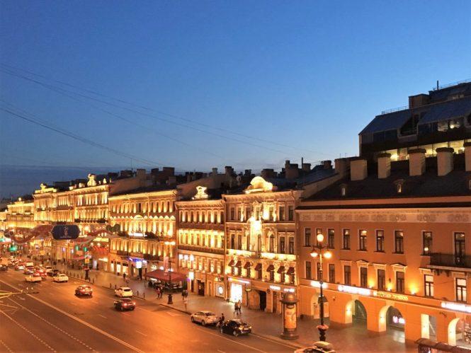 Sankt Petersburg Uhrzeit
