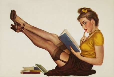 pinup_girl_reading_a_book_vintage_retro_poster-r157fc83ca4a74a93bfad0f421eb267c4_zwy86_8byvr_512