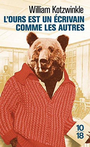 ours écrivain couverture