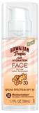 Hawaiian Tropic® Silk Hydration SPF 30 Face Lotion Sunscreen
