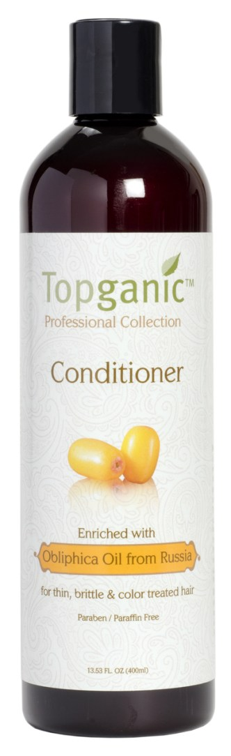 Topganic Conditioner with Obliphica Oil