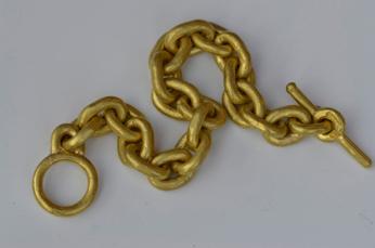 20k trace chain bracelet