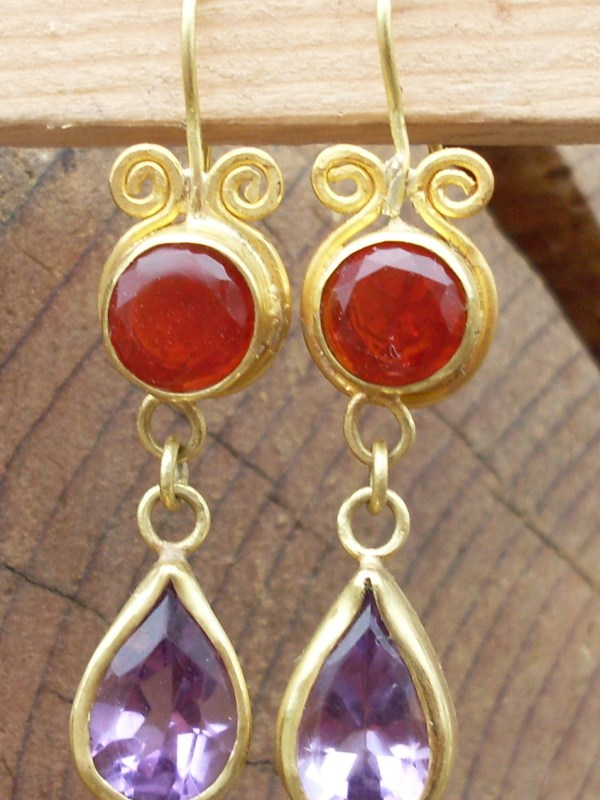 Anne's earrings