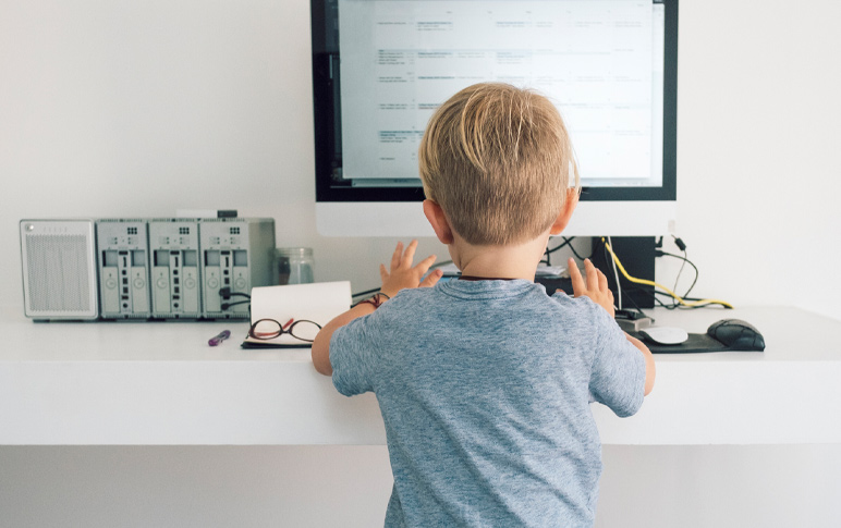 How A Three Year Old Will Change Our Business Forever