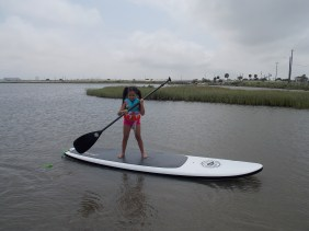 Kids Who Paddle Board