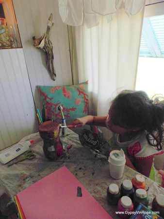 Painting Creative Crafts