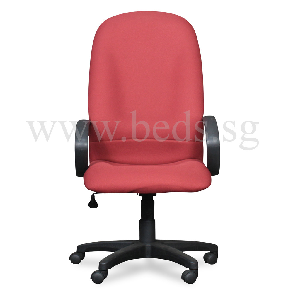 Pink Office Chairs Rina High Back Office Chair