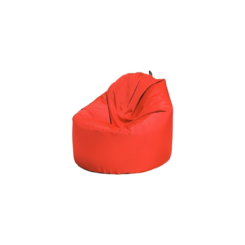 Mini Bean Bag Chair Oomph Mini Chili Red