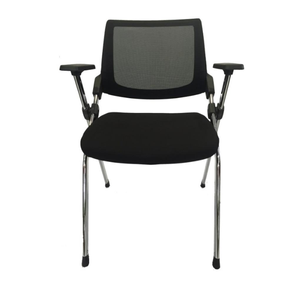 Foldable Office Chair Sheldon Executive Foldable Mesh Chair