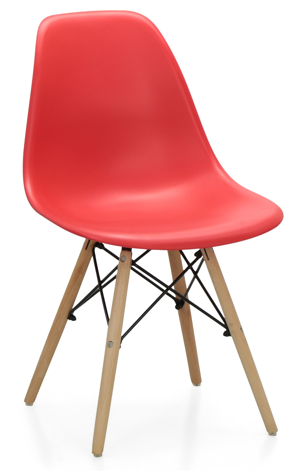 Eanes Chair Eames Red Replica Designer Chair