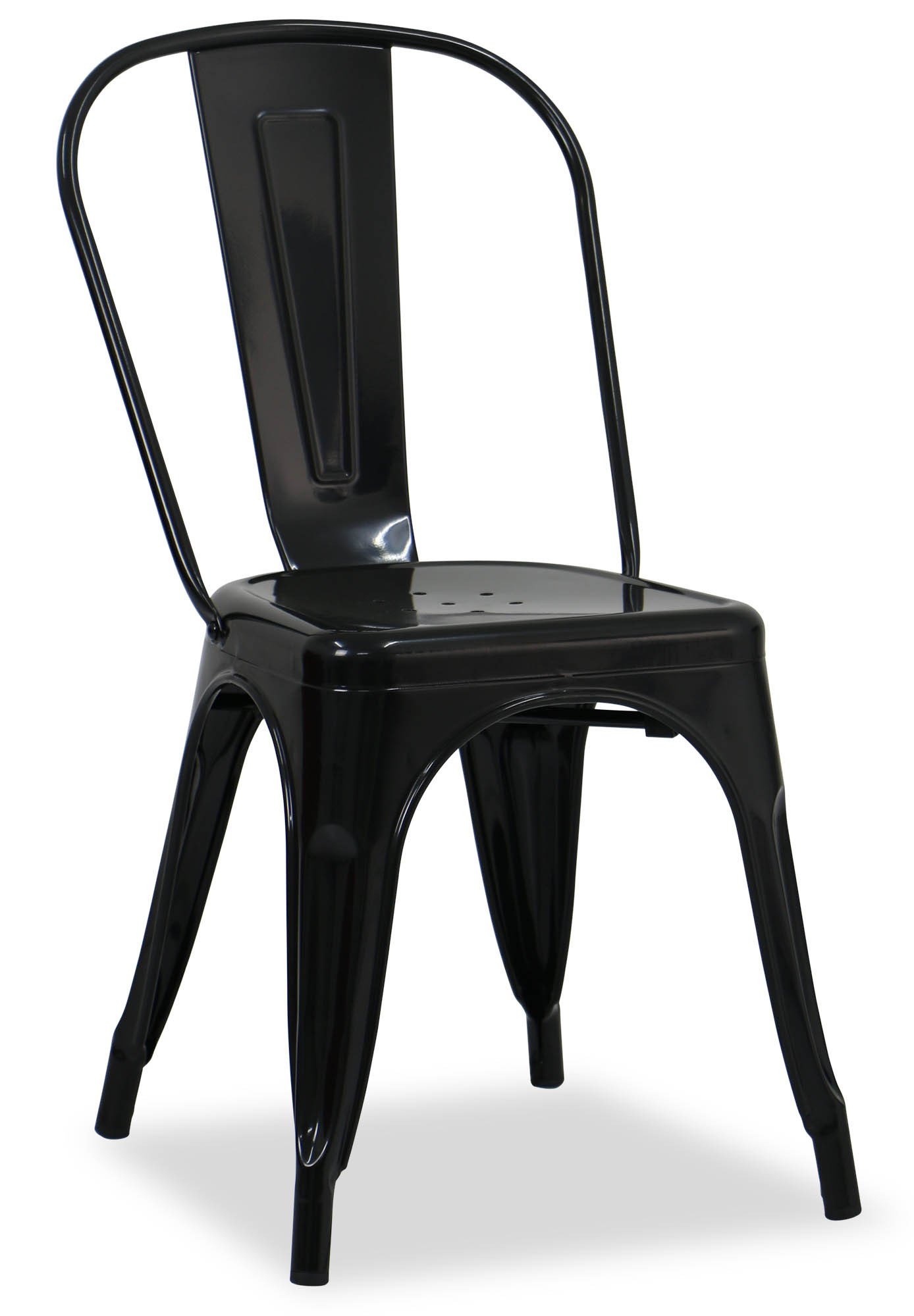 Retro Dining Chair Retro Metal Chair Black Dining Chairs Dining Room