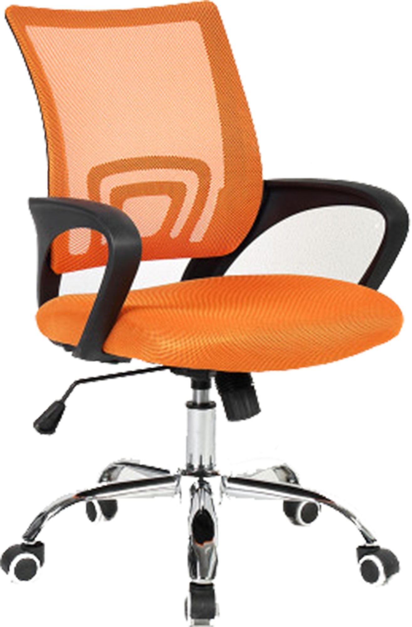 Orange Office Chairs Wayner Office Chair Orange