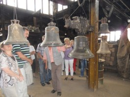 HWWitt - In der Glockengießerei in Brockscheid