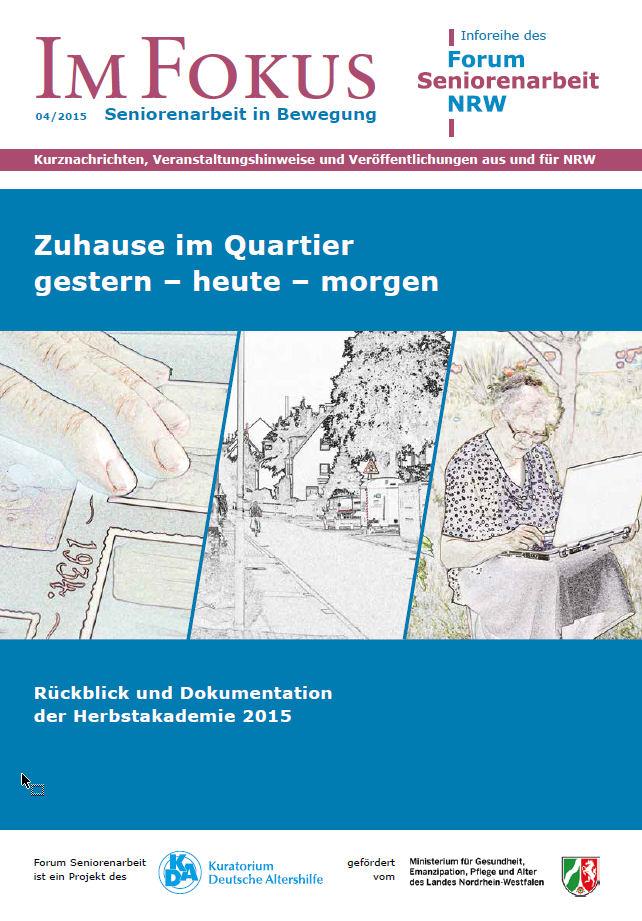 Cover der Ausgabe 4/2015