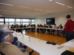 Stadtweite QuartiersNETZ-Treffen im April 2016
