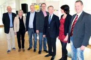 Dortmunder Kick Off mit Franz Müntefering