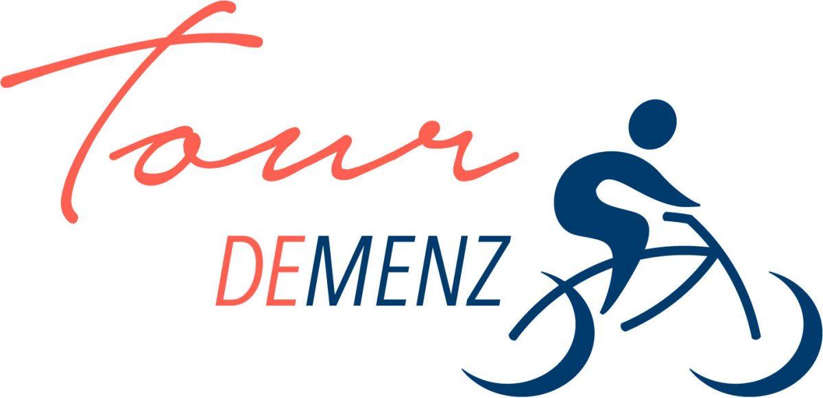 Logo der Tour Demenz