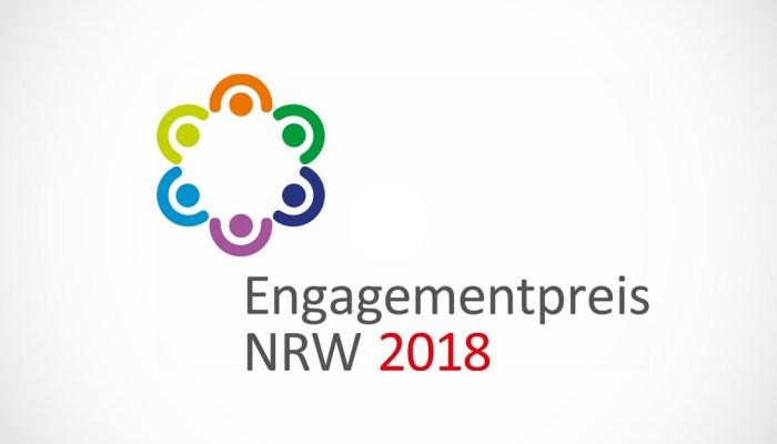 Engagementpreis NRW 2018 ausgelobt