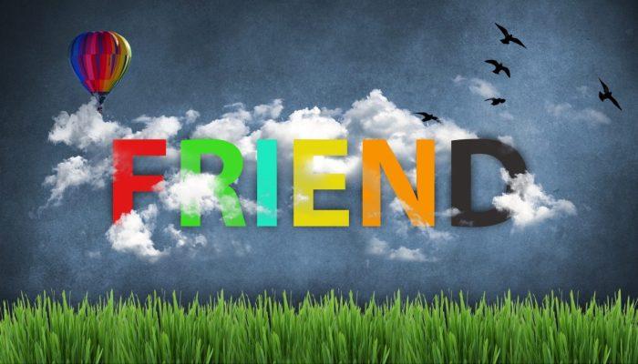 Freunde werden im Alter wichtiger