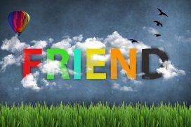 Illustration Freundschaft