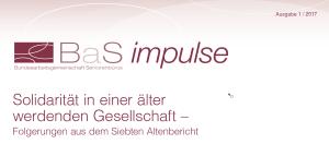 Cover BaS Impulse 1-2017