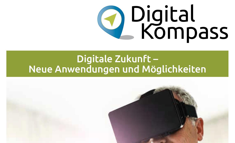 Cover Digitale Zukunft – Neue Anwendungen und Möglichkeiten