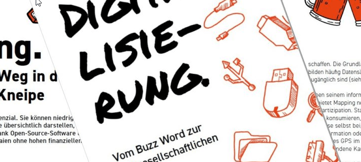 Cover E-Book Digitalisierung