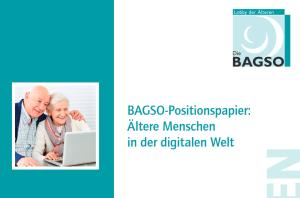 Screenshot Positionspapier der Bagso
