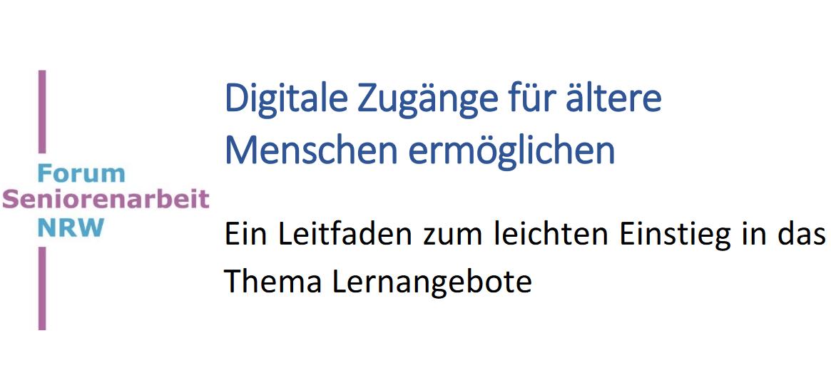 Handreichung_Digitale _Zugänge