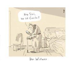 """Sonderpreis """"Der Witwer"""" von Volker Kischkel (MOCK)"""