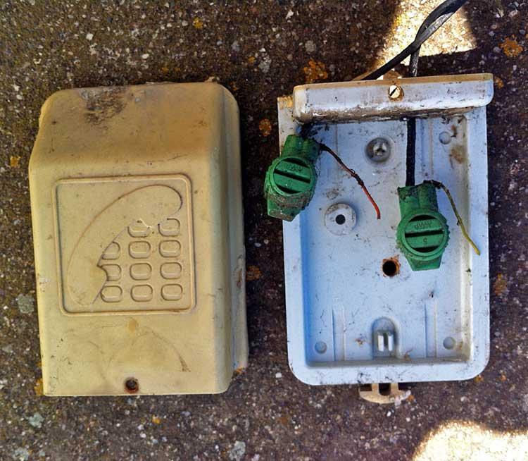 Boitier Telephone Exterieur