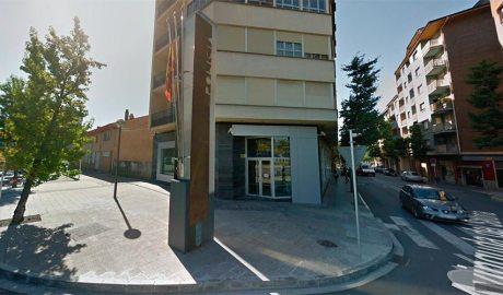 La comissaria de la policia nacional de la Seu d'Urgell